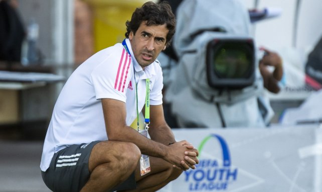 Frankfurt: Treffen mit Raúl