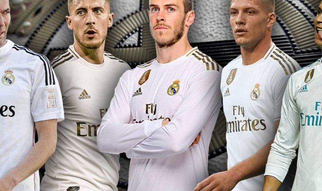 Real Madrid hat schon einige Stars kommen und gehen gesehen