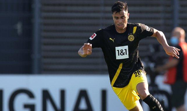 Reinier bei seinem Debüt für den BVB