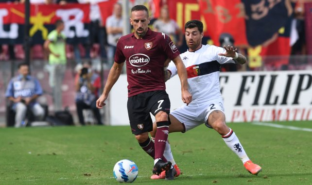 Ribéry bei Salernitana: Neue Rolle & Sonderlob vom Trainer