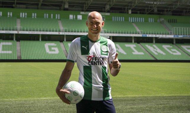 Groningen: Robben hofft auf 2021
