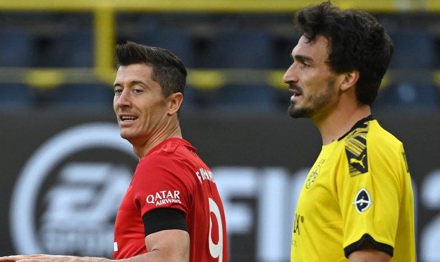 BVB warnte Lewandowski vor Bayern-Wechsel