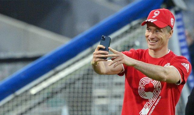 """""""Bin sehr glücklich"""": Lewandowski bekennt sich zu Bayern"""