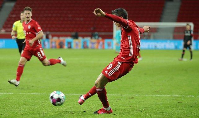 Robert Lewandowski ist amtierender Weltfußballer
