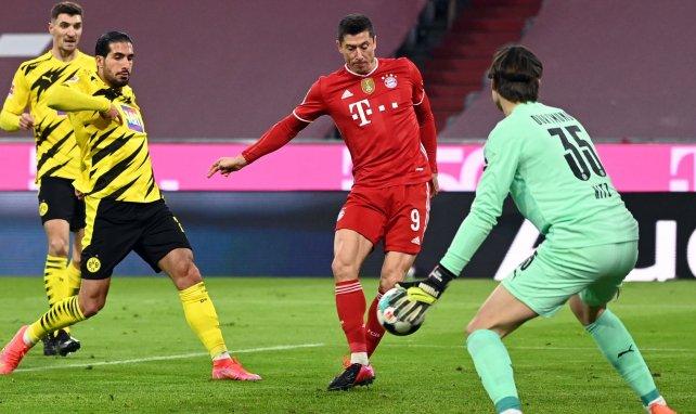 Bayern München - Borussia Dortmund 4:2 | Lewandowski mit Note 1