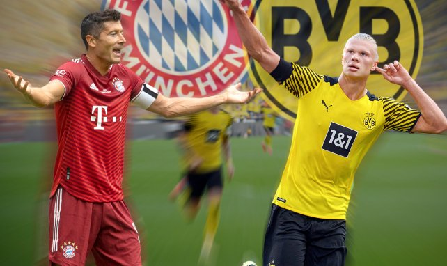 FC Bayern: Drahtseilakt mit Haaland & Lewandowski