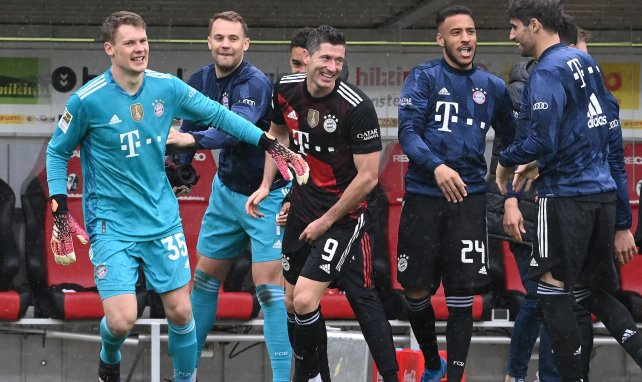 Lewandowski knackt Müller-Rekord | Gladbach verspielt Rang sieben