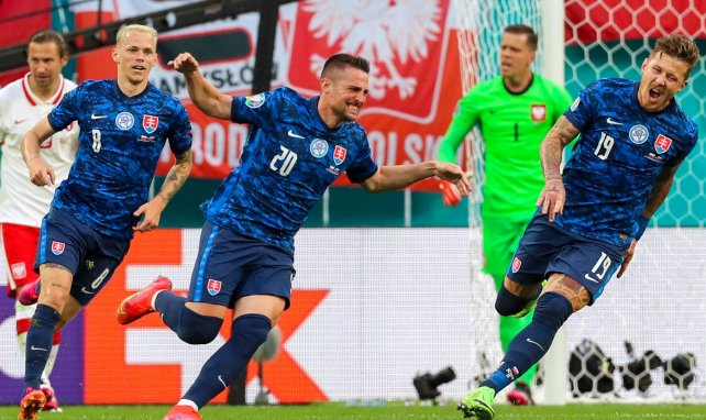 Slowakei gelingt Überraschungssieg gegen Polen