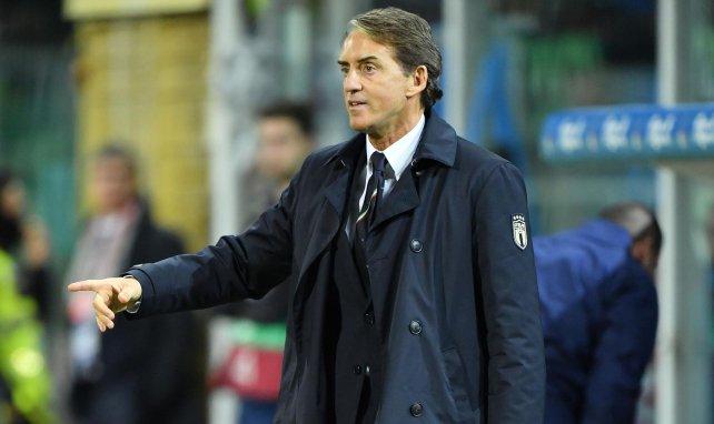 Mancini verlängert langfristig in Italien
