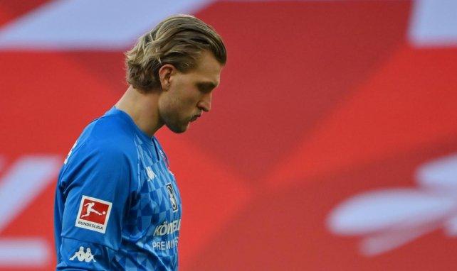 Robin Zentner ist Stammkeeper von Mainz 05