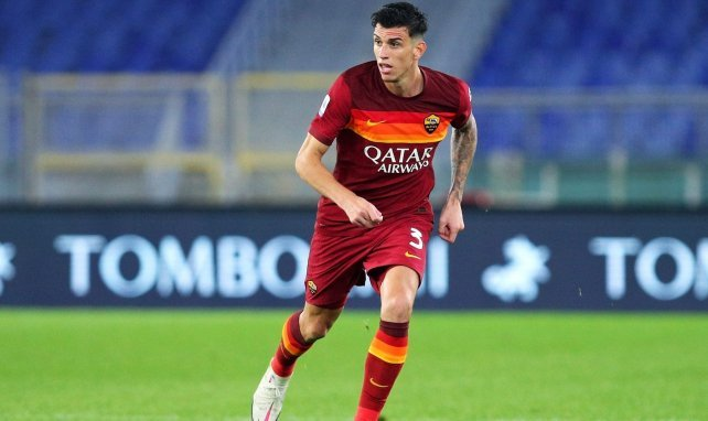 Roger Ibañez überzeugt bei der AS Rom