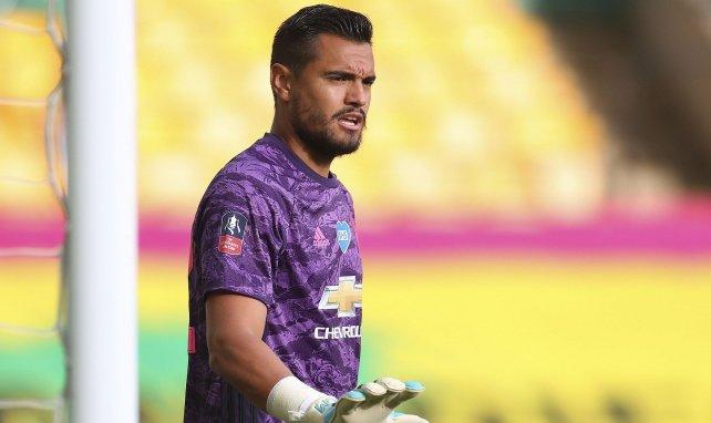 Wechsel gescheitert: Romero bleibt bei United