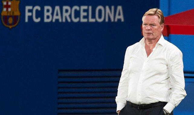 Barça: Koeman vs. Laporta