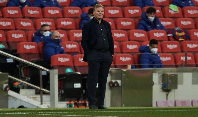 Barça: Koeman glaubt an Verbleib