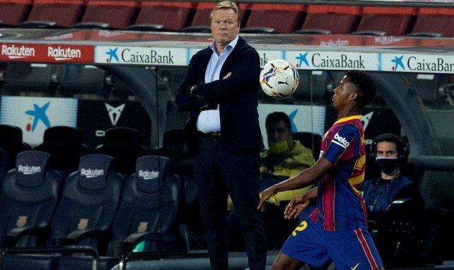 Wiederbelebt: Koemans neues Barça & die Fati-Show