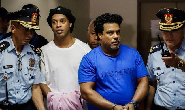 Ronaldinho saß in Paraguay im Gefängnis