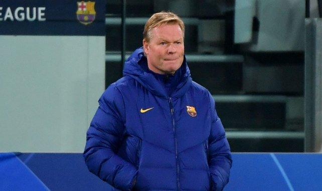 Ronald Koeman will den Umbruch in Barcelona vorantreiben