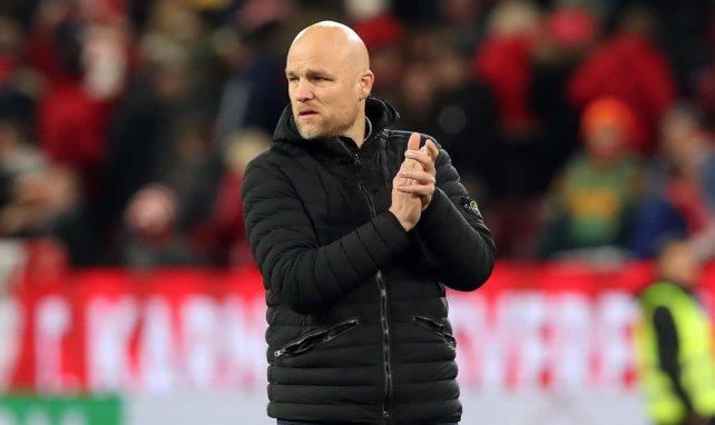 Medien: Mainz trennt sich von Szalai