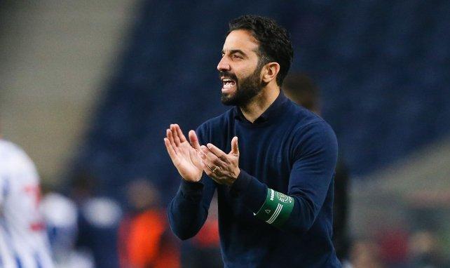 Sporting-Trainer Amorim droht Sperre