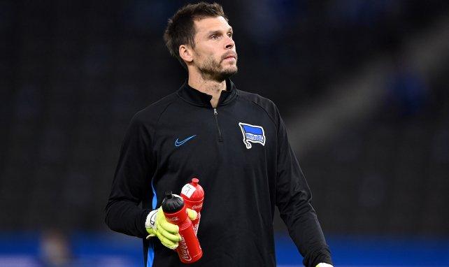 Hertha: Jarstein fällt weiter aus