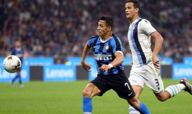 Alexis Sánchez findet bei Inter Mailand nicht zu seiner alten Form