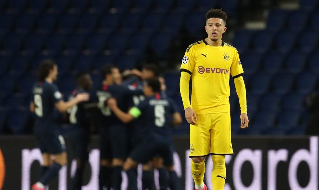 Engländer berichten: Sancho verlässt den BVB