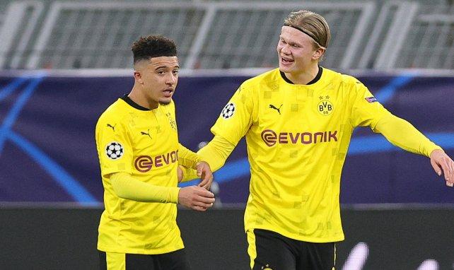 Haaland, Sancho, Gulácsi: Transfer-Absprachen zwischen BVB & Rose