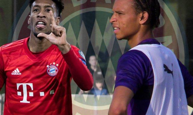 Vertragsgespräche: Bayern informiert Coman zum Stand bei Sané