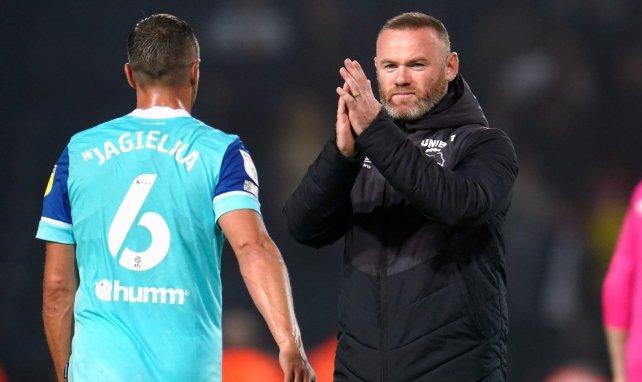 Rooney sauer auf Derby-Boss