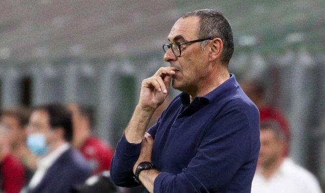 Maurizio Sarri trainiert seit 2019 Juventus Turin