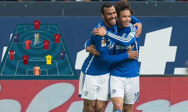 Ohne Abgänge: Die Traumelf von Schalke 04