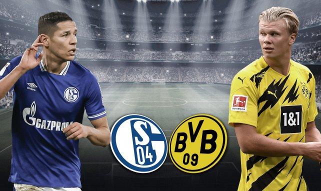 Schalke bittet Dortmund zum Derby-Tanz