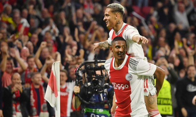 Antony & Haller: Bundesliga-Flirts machen kräftig Eigenwerbung