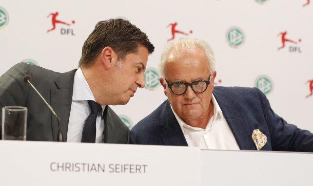"""""""Große Erschütterung"""": DFB & DFL reagieren auf Super League"""