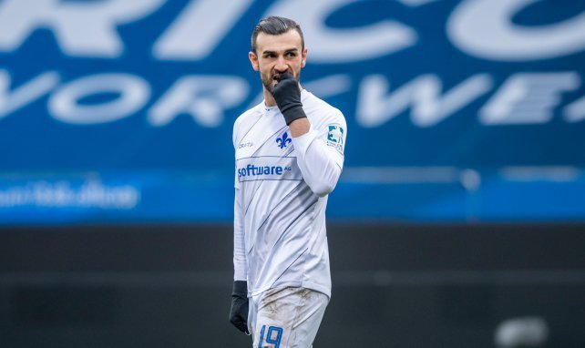 Serdar Dursun ist Darmstadts Toptorjäger