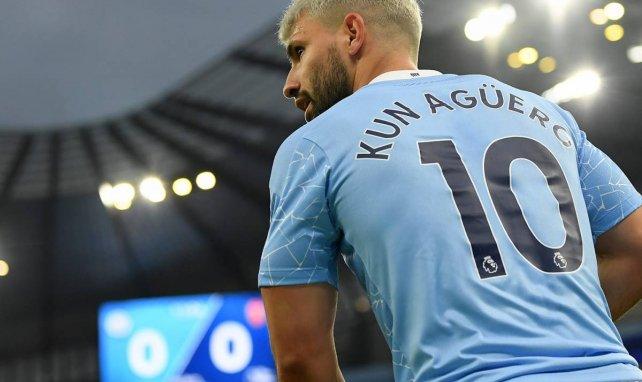 Guardiola: Agüero muss sich neuen Vertrag verdienen