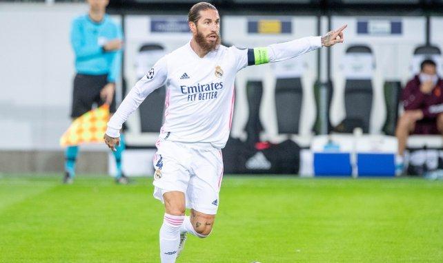 Ramos wartet auf Real