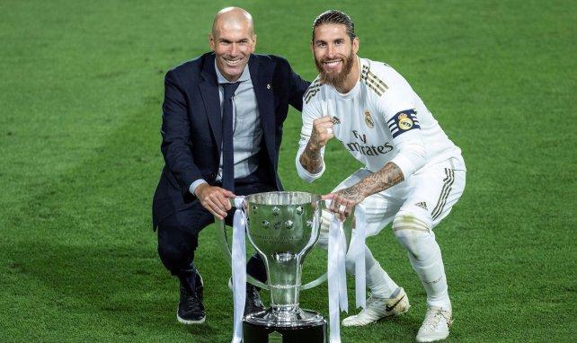 Real nimmt Ramos-Gespräche wieder auf