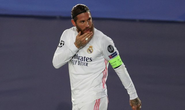 Real Madrid: Ramos erneut verletzt
