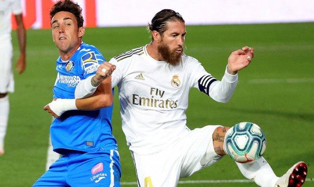Real Madrids Kapitän Sergio Ramos