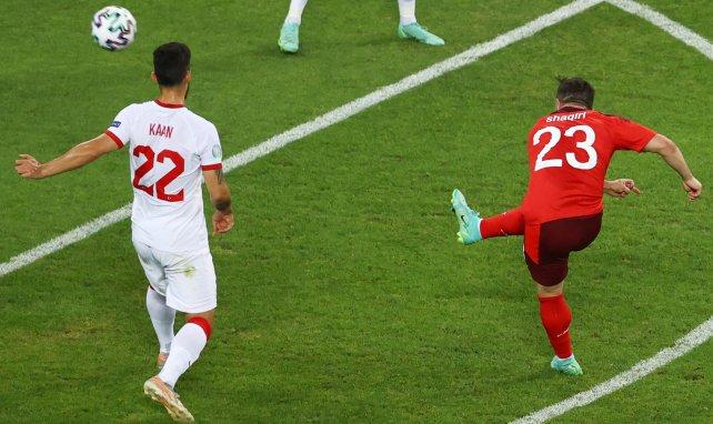 Starke Schweizer kegeln die Türkei raus