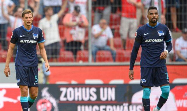 Vertragsende 2022: Wer verlässt die Hertha?