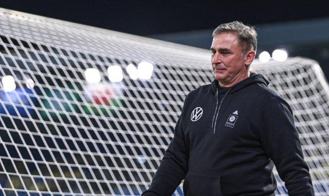 Kuntz schließt Bundestrainer-Job aus