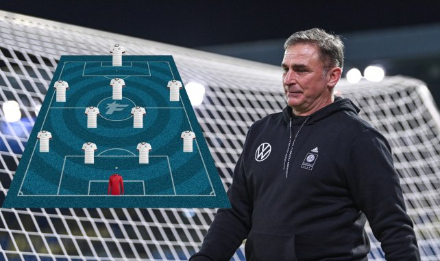 Stefan Kuntz ist Trainer der deutschen U21