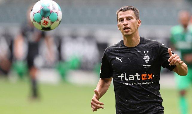 Stefan Lainer spielt seit 2019 in Gladbach