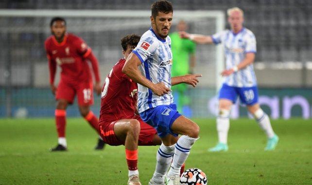 Stevan Jovetic im Trikot der Hertha