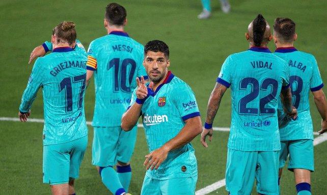 Medien: Einigung zwischen Suárez und Atlético