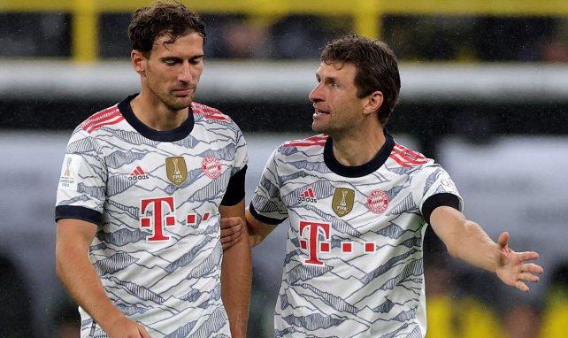 FC Bayern: Müller blickt gelassen in die Zukunft