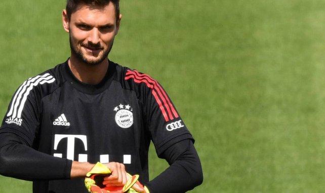 Sven Ulreich heuerte beim HSV an