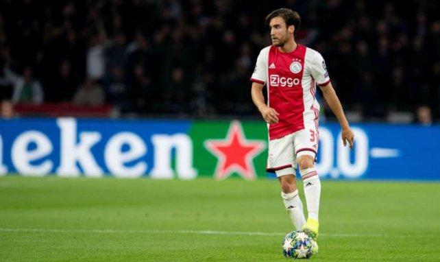 Tagliafico bleibt Ajax erhalten